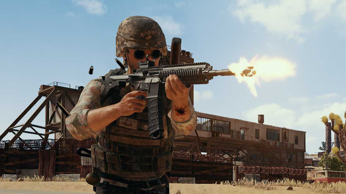 Upcoming PUBG weapons patch aims to stop players using assault