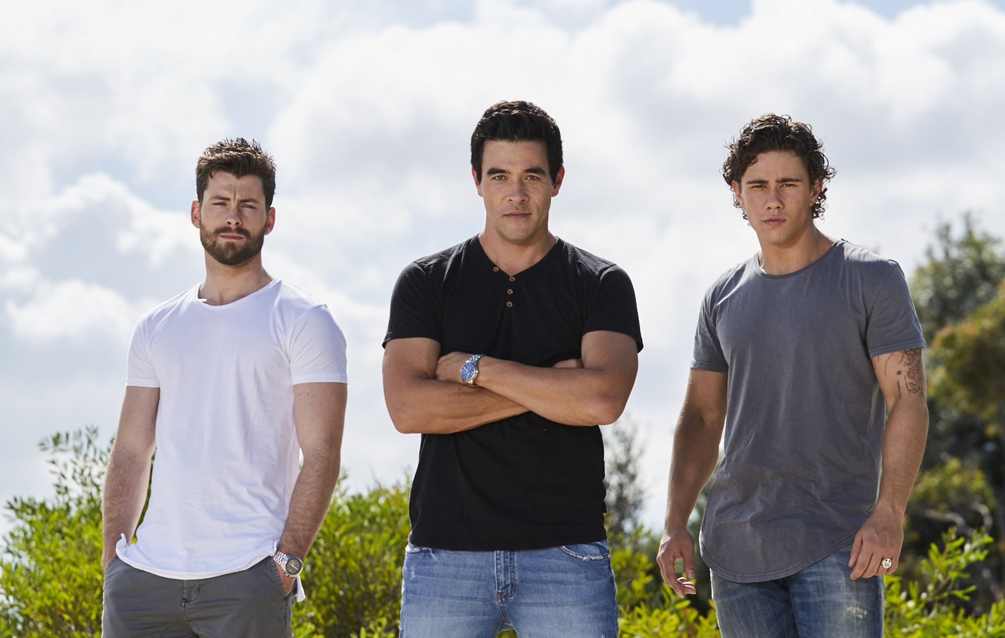 Morgan Family in Home and Away
