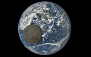 Our Blue Marble and Its Natural Satellite