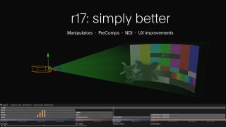 Disguise has launched r17, the latest update to its software, with improvements to its pre-visualization and compositing capabilities, the addition of NDI support, and general enhancements to the user interface.