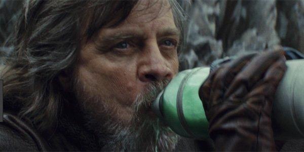 Green Milk in Star Wars The Last Jedi