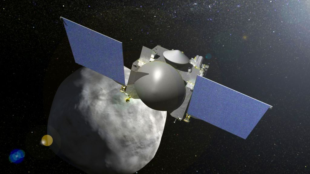 NASA's OSIRIS-REx probe could make a 2nd stop at infamous asteroid Apophis