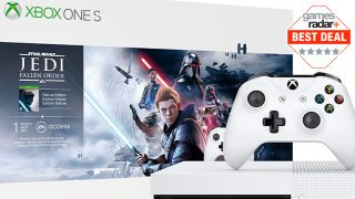 This cheap Xbox One sale gets you a console, Star Wars Jedi: Fallen Order, and a HyperX headset for just $249