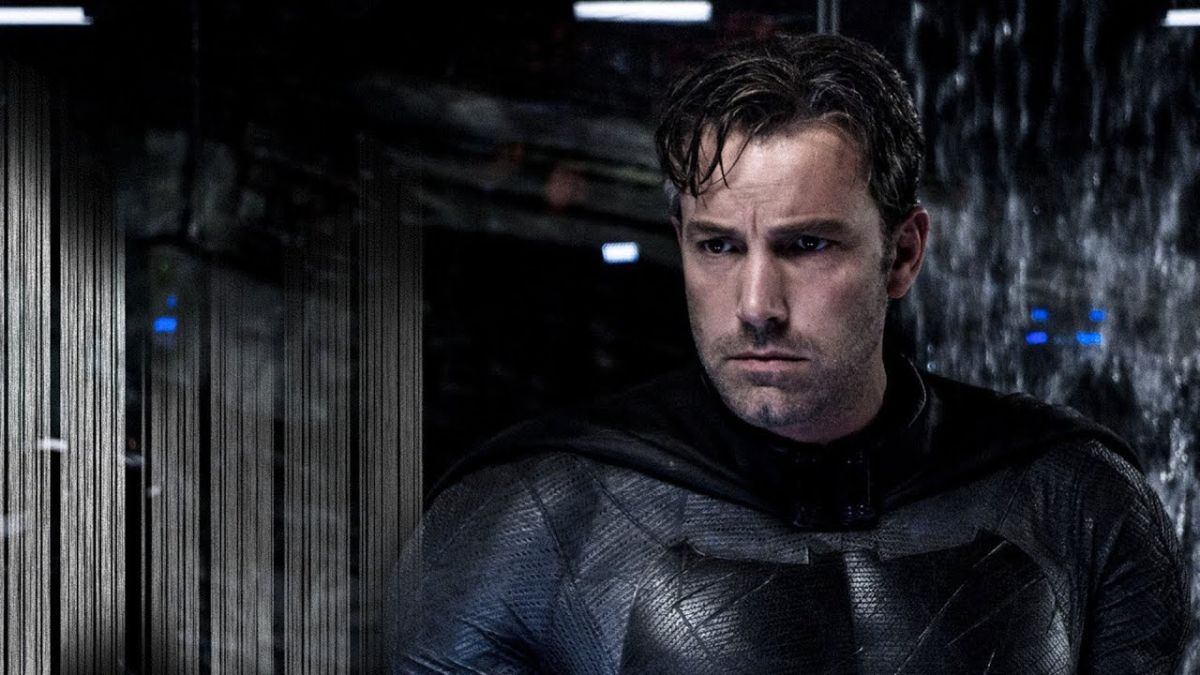 Ben Affleck reveals why he stepped away from The Batman