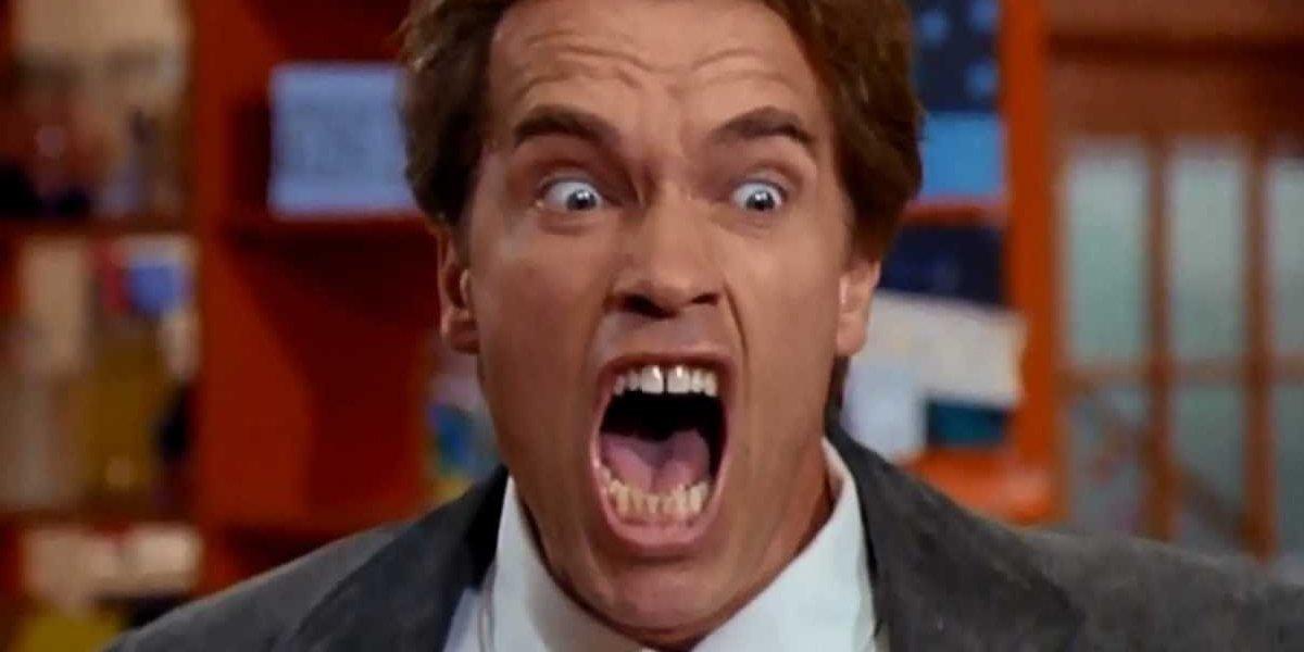 Kindergarten Cop (1990) Arnold Schwarzenegger