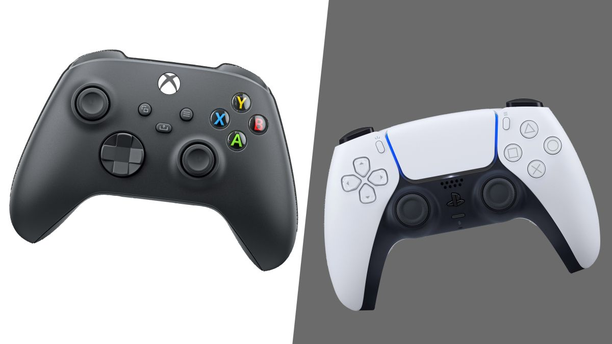 Ps5 Dualsense Controller Vs Xbox Series X Controller Which Gamepad Will Be Best Techradar