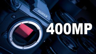 400MP images arrive on Fujifilm GFX 100