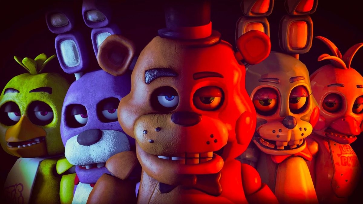Five Nights at Freddy's and its first two sequels are coming to Switch in November