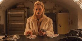 How Margot Robbie Feels About Getting Naked In Movies