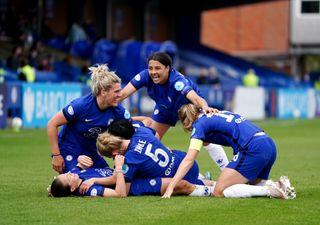 Chelsea v Bayern Munich – UEFA Women's Champions League – Semi Final – Second Leg – Kingsmeadow