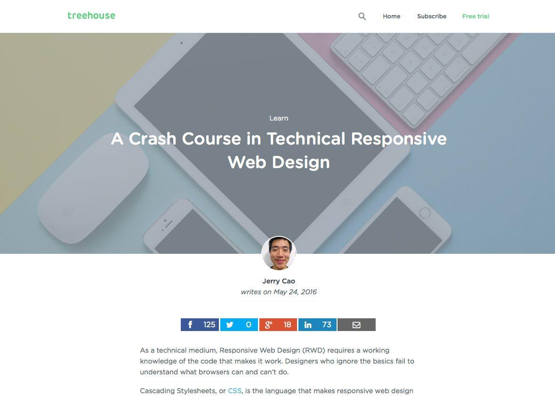 19 Really Useful Responsive Web Design Tutorials Creative Bloq