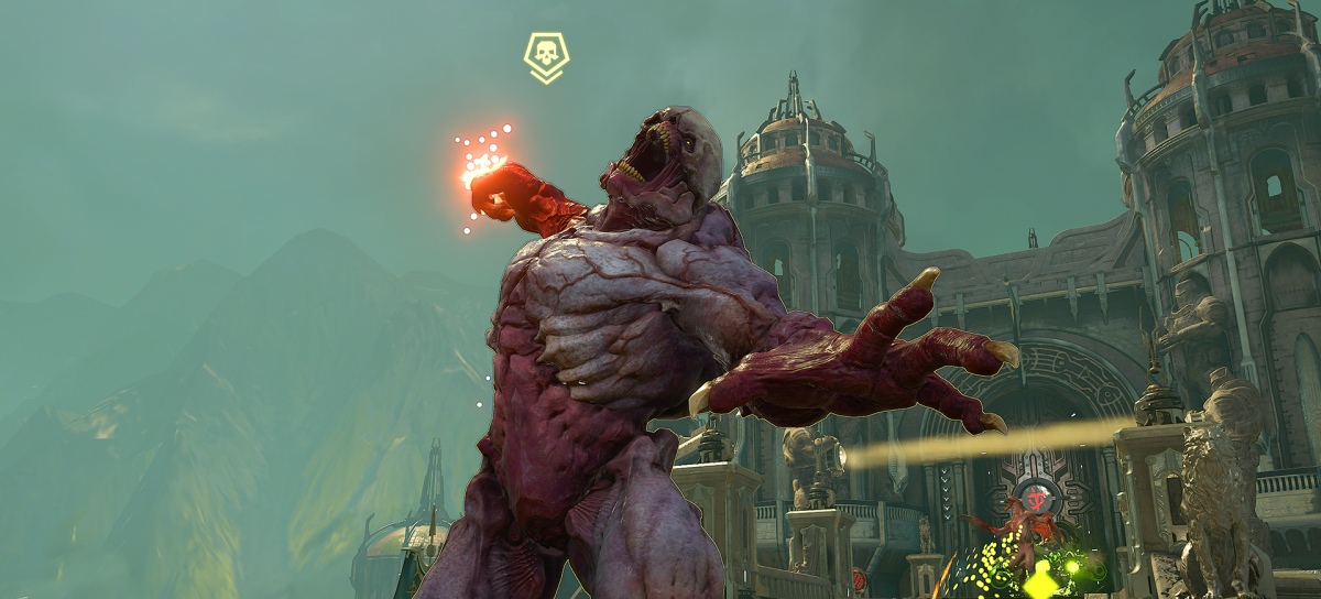 Doom Eternal is getting super-demons that murdered other players