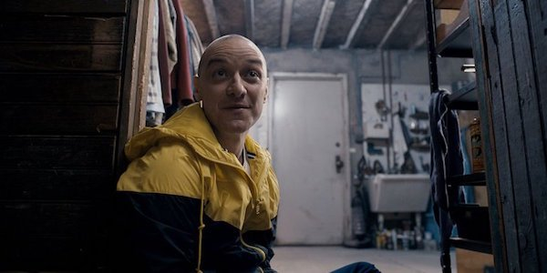 Glass Almost Included James McAvoy Rapping To Drake