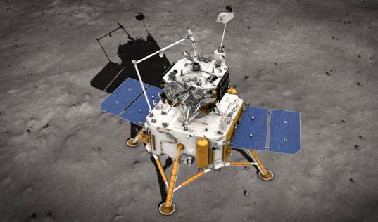 China's Chang'e 5 mission: Sampling the lunar surface