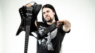 Sandberg Victor Brandt signature bass