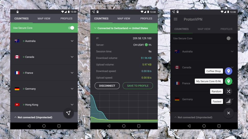 ProtonVPN Android App
