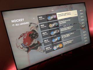 How to stream hockey online