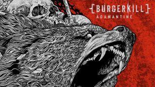 Burgerkill Adamantine album cover