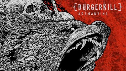 Burgerkill Adamantine album cover