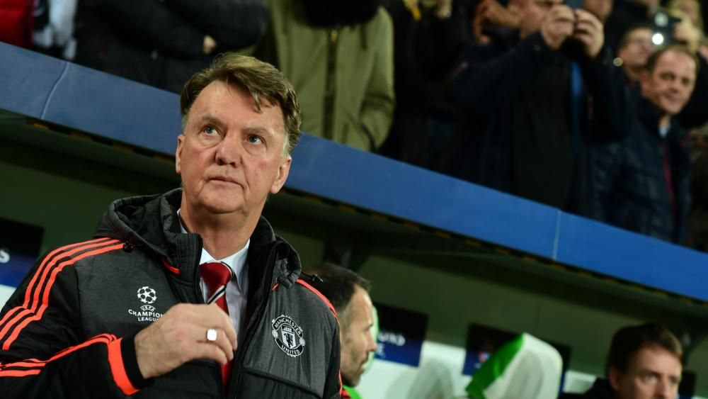 Van Gaal Claims Manchester United Did All They Could