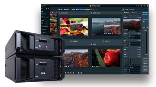Analog Way has begun shipping its new LivePremier series, a full range of 4K/8K multi-screen live presentation systems for high-end staging and premium system integration.