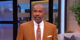 Steve Harvey Has Some Thoughts About His Show Being Cancelled