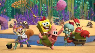 Kamp Koral characters.