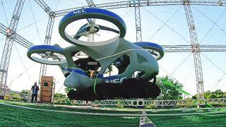 NEC flying car