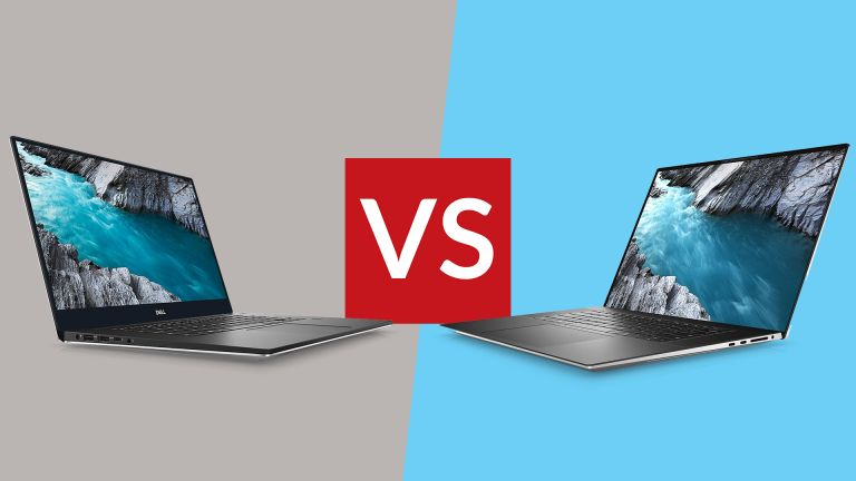 Dell XPS 15 vs XPS 17