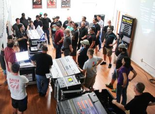 Waves Audio Kicks Off New Event Series at Maryland Sound International