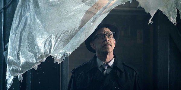 JK Simmons as Gordon