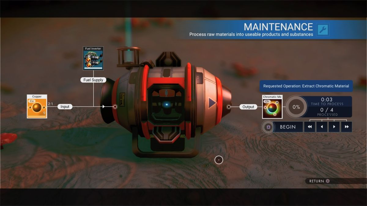 No Man's Sky Chromatic Metal Locations: Where To Find The