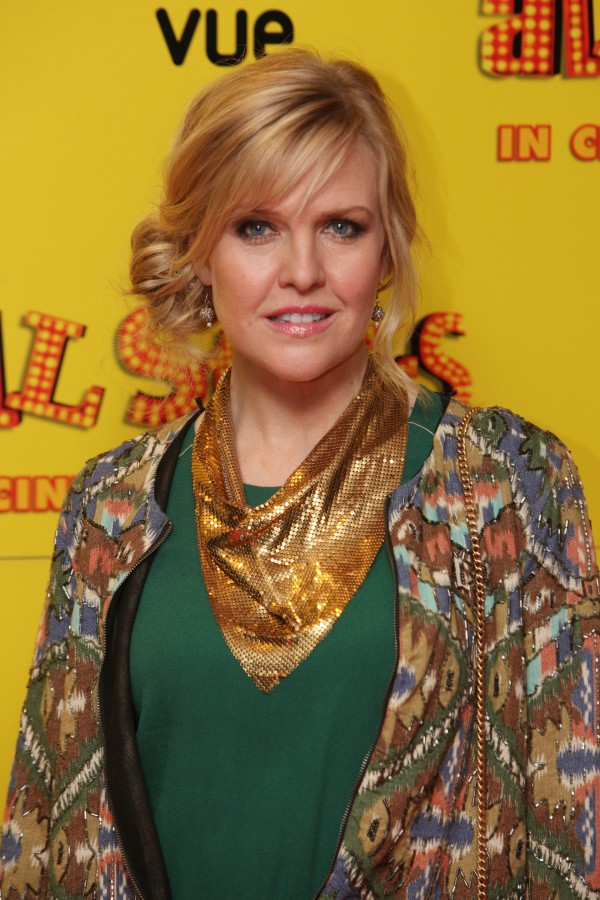 A picture of Ashley Jensen at a premiere