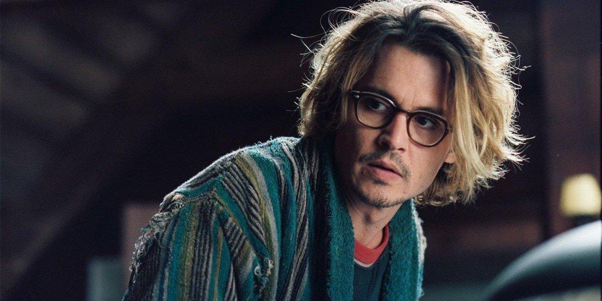 Johnny Depp - Secret Window