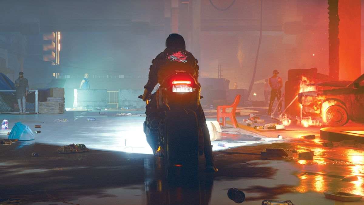 Cyberpunk 2077 New Game Plus Mode is being worked on