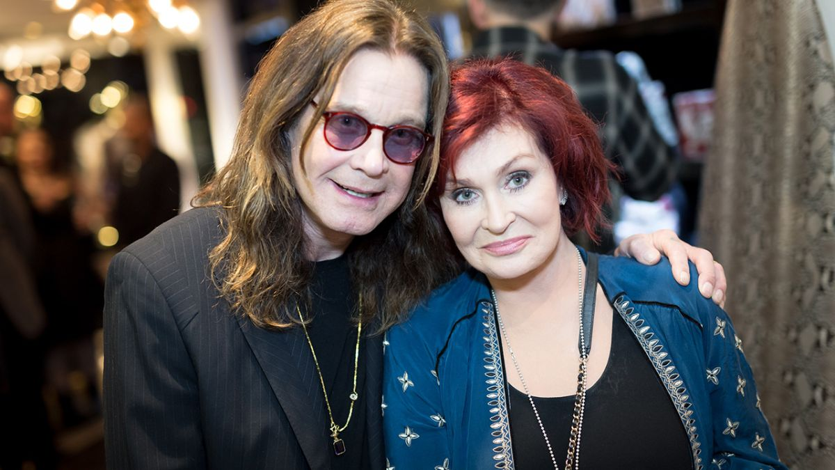 """Ozzy's received an """"outpouring of love"""" since revealing Parkinson's diagnosis"""