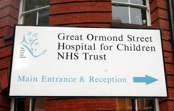 Great Ormond St hospital