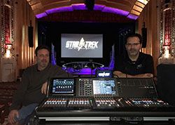 SAVI Supplies Star Trek Tour