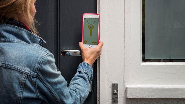 amazon deal: yale conexis smart lock