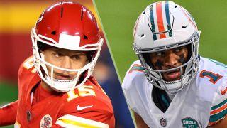 Chiefs vs Dolphins live stream