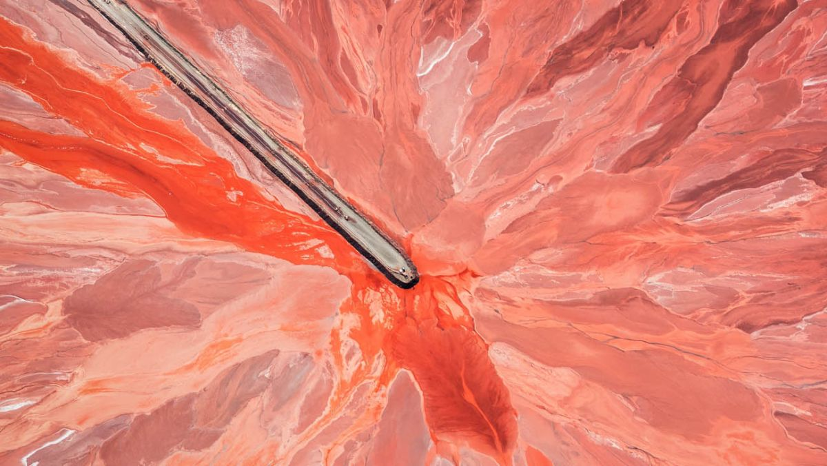 Incredible aerial photography shows the world in ways you've never seen