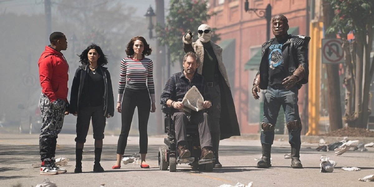 How Watching Harry Potter Got One Doom Patrol Star Ready For
