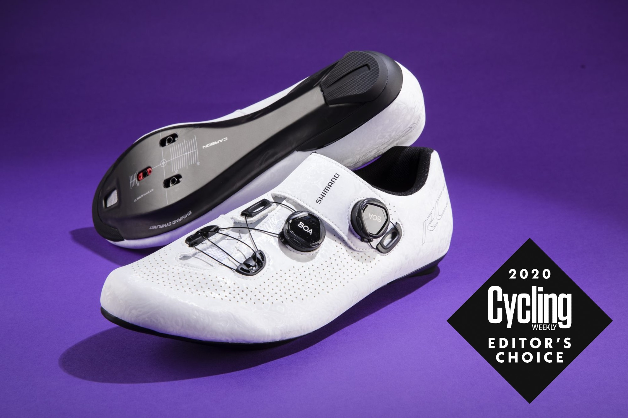 Shimano RC7 cycling shoes review