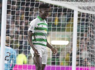 Celtic v Partick Thistle – Betfred Cup – Quarter Final – Celtic Park