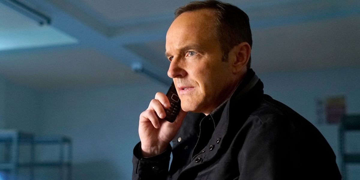 Clark Gregg as Phil Coulson on Agents of S.H.I.E.L.D.