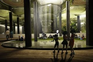 JBL Speakers, Crown Amps Create Soundscapes at 'Imagining the LowLine'