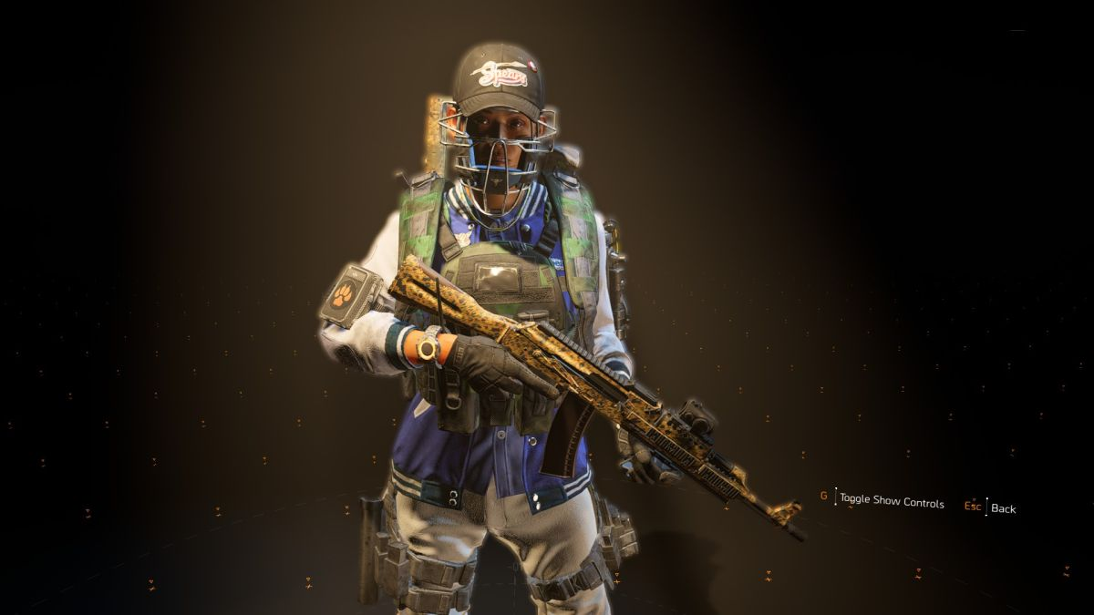 Twitch Prime members get exclusive The Division 2 cosmetics, starting with baseball gear