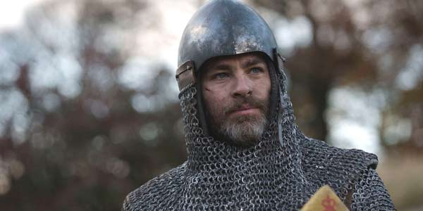 Chris Pine in Outlaw King Trailer 2018