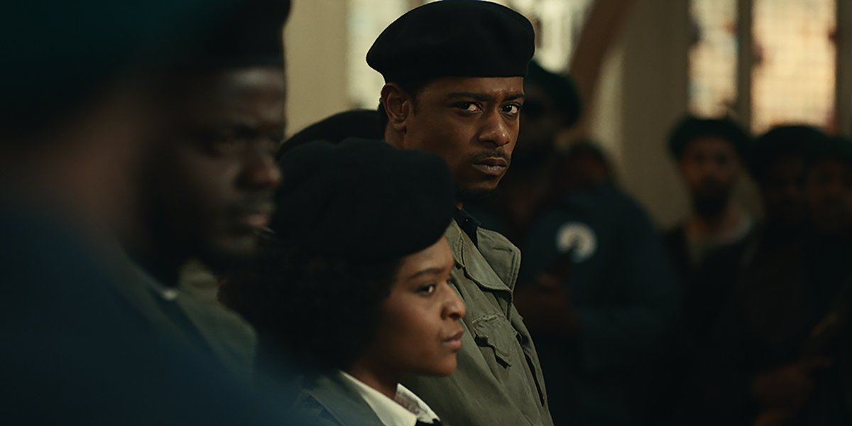 LaKeith Stanfield in Judas and the Black Messiah