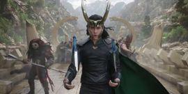 Tom Hiddleston Reveals The Amazing Story Behind His Thor: Ragnarok Knife Flip